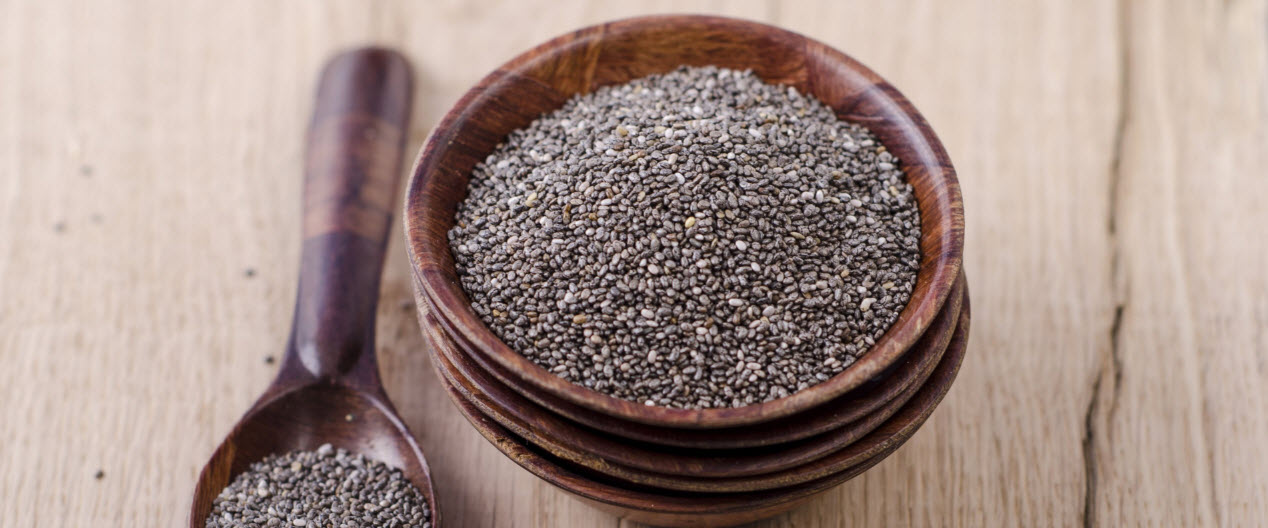 Chia Seeds Food Hyme